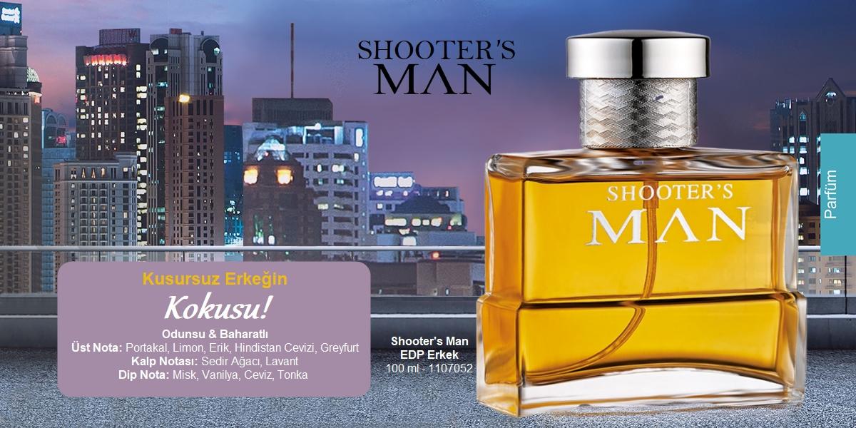 Farmasi Shooters Man Parfüm