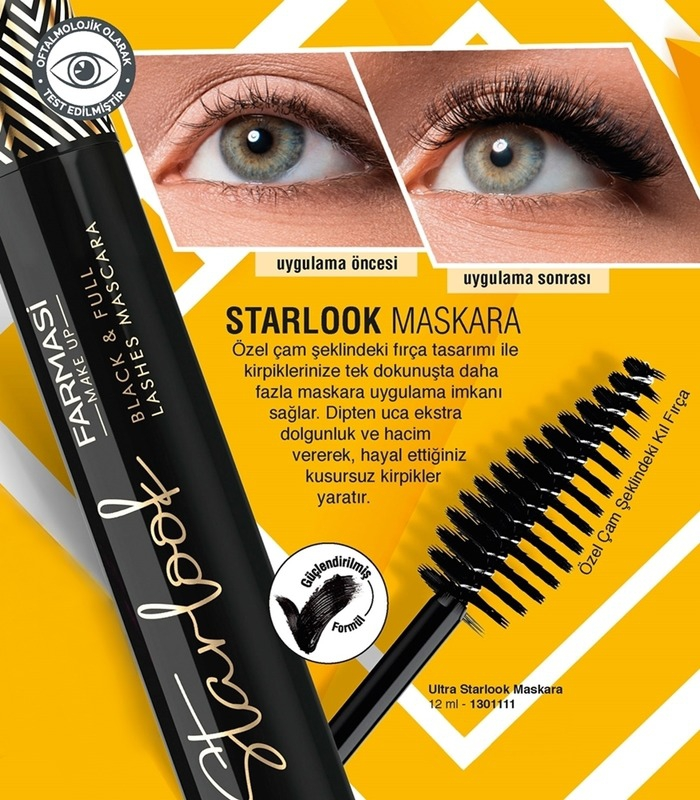 Farmasi Ultra Starlook Maskara