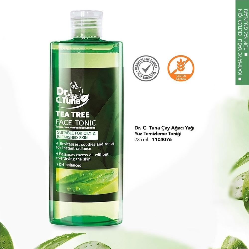 Farmasi Çay Ağacı Yağı Yüz Temizleme Toniği